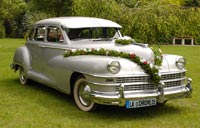 Chrysler Windsor de Luxe - Baujahr 1947
