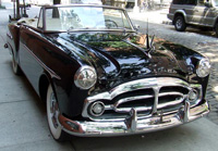 Packard 250  Cabrio Convertible 1951